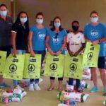 NFB donate food parcels to Chintsa community
