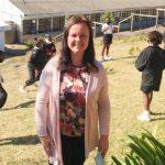 African Angels Principal Sharon Edworthy