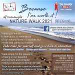 African Angels and Talisman Hire Nature Walk 2021