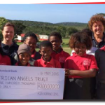 A2A Kopano supports African Angels